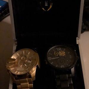 Jewelry - National Championship watches